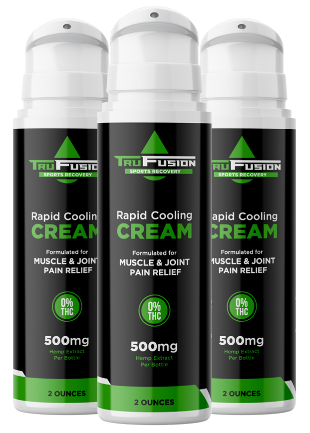 TruFusion Sports - Rapid Cooling Cream