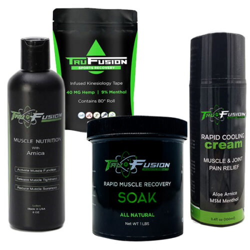TruFusion Sports Elite Recovery Kit