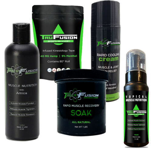 TruFusion Sports Pro Recovery Kit