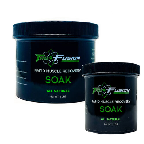 TruFusion Soak Muscle Recovery
